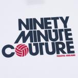 Мужская футболка Peaceful Hooligan Ninety Minute Couture White фото- 2