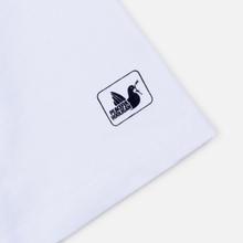 Мужская футболка Peaceful Hooligan Ninety Minute White фото- 3