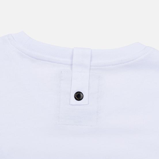 Мужская футболка Peaceful Hooligan Ninety Minute White