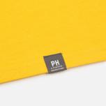Мужская футболка Peaceful Hooligan Outline Dove Yellow/White фото- 3