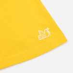 Мужская футболка Peaceful Hooligan Outline Dove Yellow/White фото- 4