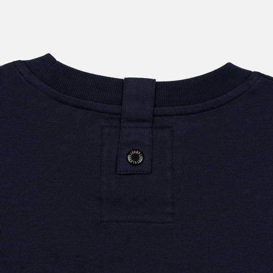Мужская футболка Peaceful Hooligan Referee Navy