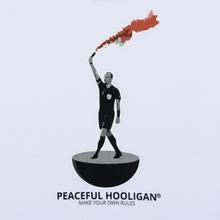 Мужская футболка Peaceful Hooligan Referee White фото- 2