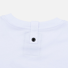 Мужская футболка Peaceful Hooligan Referee White фото- 5