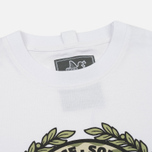 Мужская футболка Peaceful Hooligan Resistance White фото- 1
