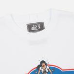 Мужская футболка Peaceful Hooligan Servizio White фото- 1