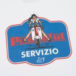 Мужская футболка Peaceful Hooligan Servizio White фото- 2