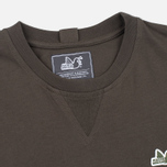 Мужская футболка Peaceful Hooligan Sterling Khaki фото- 1
