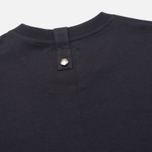 Peaceful Hooligan Sterling Men's T-shirt Navy photo- 4