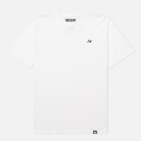 Peaceful Hooligan Sterling Men's T-shirt White