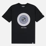 Мужская футболка Peaceful Hooligan Target Camo Black фото- 0
