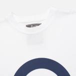 Мужская футболка Peaceful Hooligan Target White фото- 1