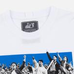 Мужская футболка Peaceful Hooligan Terrace Apart White фото- 1