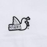 Peaceful Hooligan Terrace Apart Men's T-shirt White photo- 4