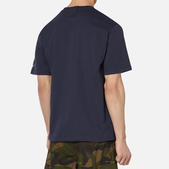 Мужская футболка Peaceful Hooligan Thumb Navy