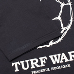 Мужская футболка Peaceful Hooligan Turf Wars Navy фото- 4