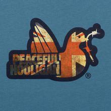Мужская футболка Peaceful Hooligan Union Bluestone фото- 2