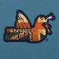Мужская футболка Peaceful Hooligan Union Bluestone фото - 2