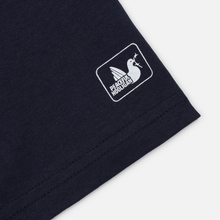 Мужская футболка Peaceful Hooligan Woodland Box Navy фото- 3