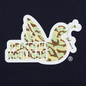 Мужская футболка Peaceful Hooligan Woodland Dove Navy фото - 2
