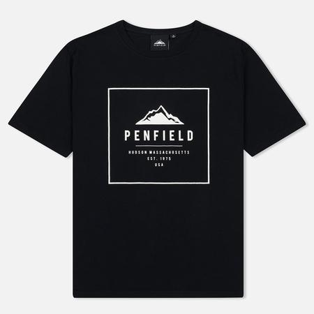 Мужская футболка Penfield Alcala Black/White