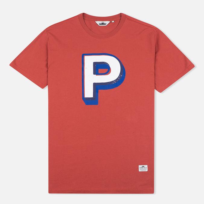 Мужская футболка Penfield Capital Red