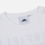 Мужская футболка Penfield Caputo White/Purple фото- 1
