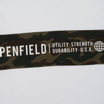 Мужская футболка Penfield Dillon Camo Ripstop Panel White фото- 2