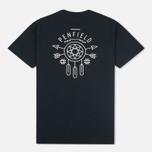 Мужская футболка Penfield Dreamcatcher Black фото- 3