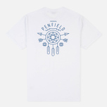 Penfield Dreamcatcher Men's T-shirt White photo- 4