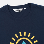 Penfield Elevation Men's T-shirt Navy photo- 1