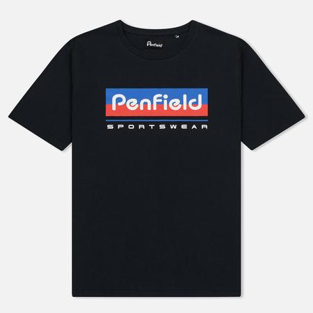 Мужская футболка Penfield Kenmore Black