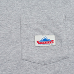 Мужская футболка Penfield Label Grey фото- 2