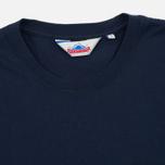 Мужская футболка Penfield Label Navy фото- 1