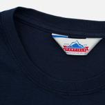Мужская футболка Penfield Label Navy фото- 3