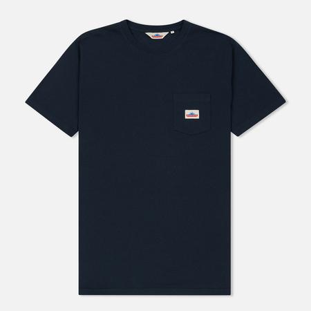 Мужская футболка Penfield Label Pocket Navy