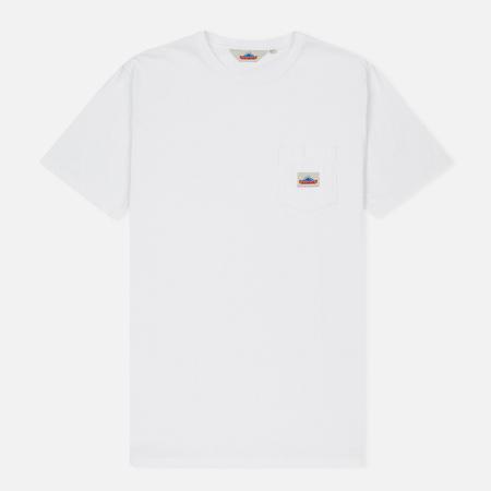 Мужская футболка Penfield Label Pocket White