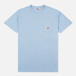 Penfield Label Men's t-shirt Sky photo- 0