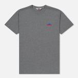 Мужская футболка Penfield Logo Grey фото- 0