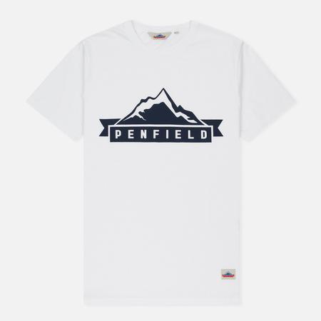 Мужская футболка Penfield Mountain Classic Graphic White