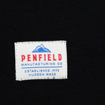 Мужская футболка Penfield Mountain Logo Black/Purple фото- 3