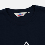 Мужская футболка Penfield Mountain Logo Navy/White фото- 1