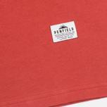 Penfield Nita Men's T-shirt Red photo- 2