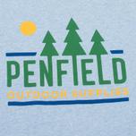 Мужская футболка Penfield Treeline Sky фото- 2