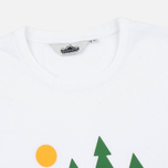 Penfield Treeline Men's t-shirt White photo- 1