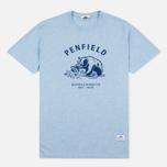 Мужская футболка Penfield Ursus Sky фото- 0