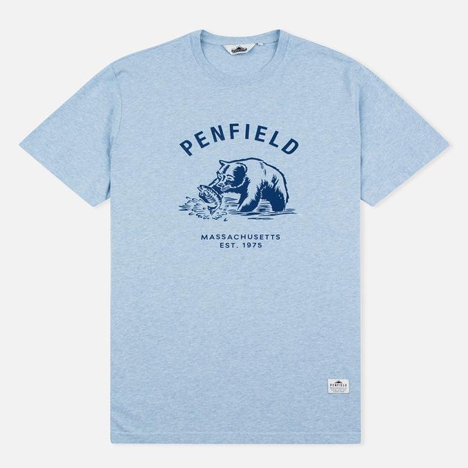 Мужская футболка Penfield Ursus Sky