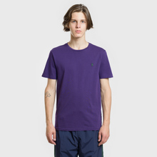 Мужская футболка Polo Ralph Lauren Classic Crew Neck 26/1 Jersey Branford Purple фото- 1