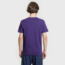 Мужская футболка Polo Ralph Lauren Classic Crew Neck 26/1 Jersey Branford Purple фото- 3