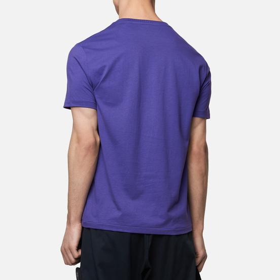 Мужская футболка Polo Ralph Lauren Classic Crew Neck 26/1 Jersey Cabana Purple/Yellow